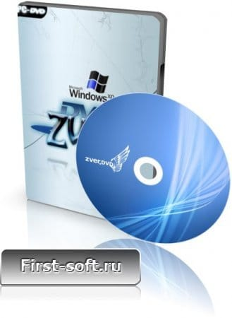 ZverDVD 2010.8 Windows XP SP3 rus + AlkidSE