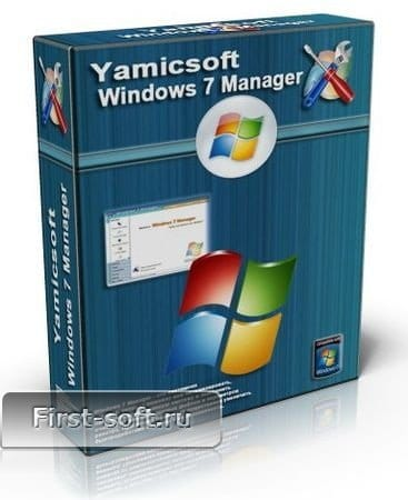 Windows 7 Manager 2.0 (x86/x64) + Русификатор