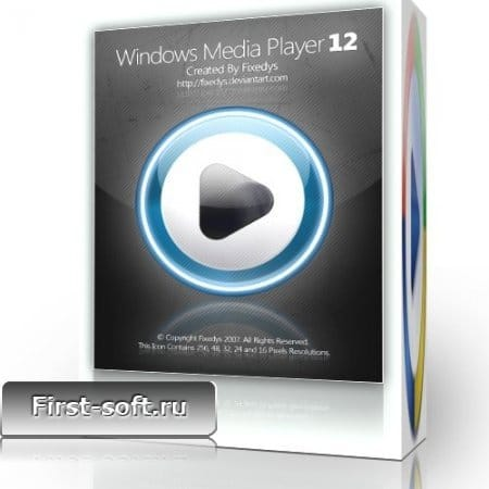 Windows Media Player 12 rus