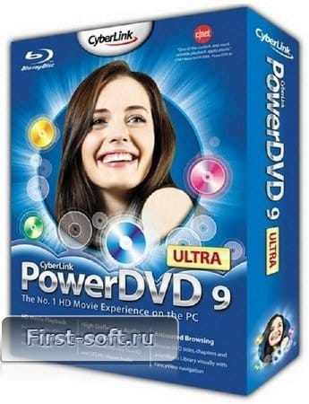 Cyberlink PowerDVD Ultra 9.0.1719.0 + Русификатор + crack